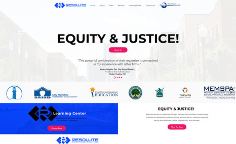 Resolute Educational Solutions The team at Resolute was looking to expand their s...