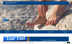 treat-your-feet From 1 lead a month to 2 leads a day (organic), th...