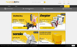 Electricals Online This is a converting product based E-Commerce site...