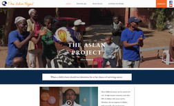 The Aslan Project Re designed from an older version with the tremend...
