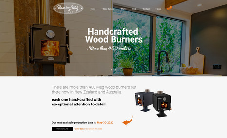 Handcrafted Wood Burners There are more than 200 Meg wood-burners out there...
