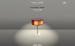 TEIA LAMP Tienda online TEIA LAMP. La lámpara de sobremesa i...