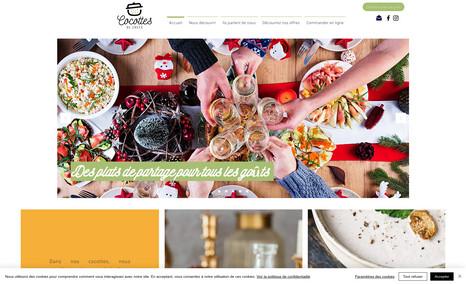 cocottesdechefs Traiteur : commande et livraison de repas
