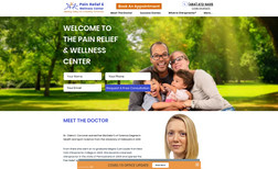 Dr Claire Chiropractor Established professional who needed a website to m...