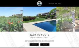 Back to Roots Landscape Design Informational website for Hamptons Landscaping & D...