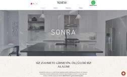 Renew Kitchen Renovation Website