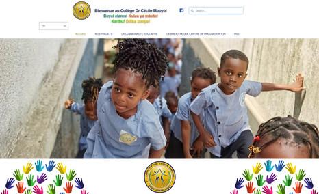 cocem École maternelle et primaire à en République Démoc...