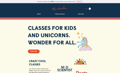 The Wonder Digital A digital camp and classes for Kids