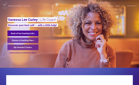 Vanessa Lee Curley | Personal Life Coach Business Launch | Core Business Blueprint + 360 Br...