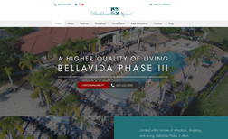 BELLAVIDA PHASE 3 BellaVida Resort offers private, peaceful living i...