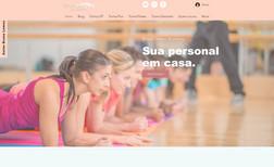 brunalemos Academia Virtual, vende, agenda e administra horár...