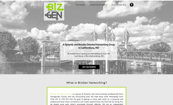 BizGen Networking This active networking group uses a website to hig...