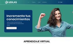 Udilas Sitio web educativo