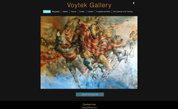 voytek This site is artist Voytek Glinkowski gallery.