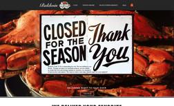 Baldwin Crab n Go Restaurant Site