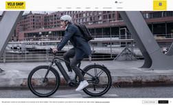 veloshopherentals Nieuwe webshop voor een fietsenwinkel uit Herental...