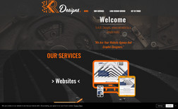 KR Designs Our Own website ... what can we say we really like...
