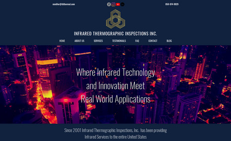 ITI Thermal Imaging Thermal imaging and inspections for electrical, me...