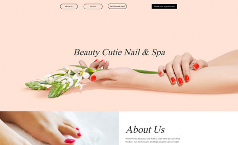 Beauty Cutie Nail & Spa