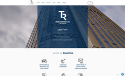 Rtco Law An elegant and straightforward site for a unique l...