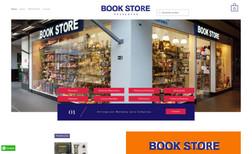 bookstore Loja Virtual para Livraria no Shopping Unimart Cam...