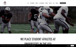 Athletes to America College Curriculum