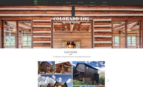 Colorado Log Enterprises