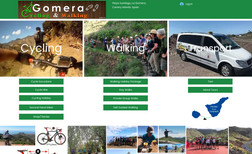 Gomera Cycling&Walking Site for Cycling Rental and Walking Holidays in La...