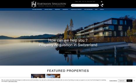 Hartmann Singleton Real Estate
