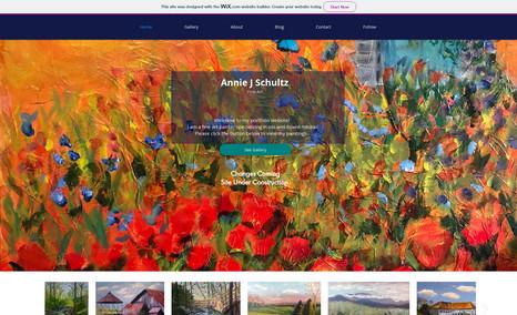 Annie J Schultz Welcome to my portfolio website! I am a fine art p...