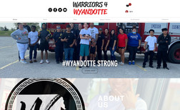 Warriors 4 Wyandotte