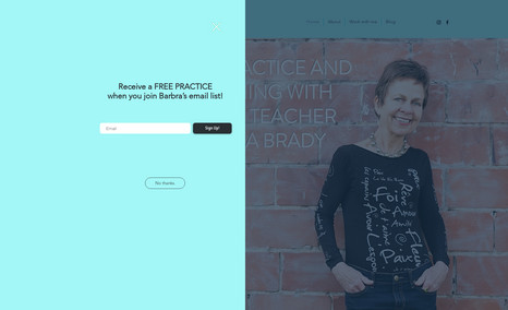 Yoga | Barbra Brady Yoga practice and coaching with Master Teacher Bar...