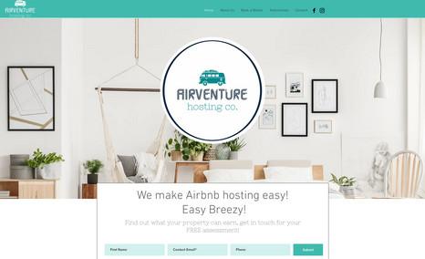 Air Venture Hosting Vacation rental management company