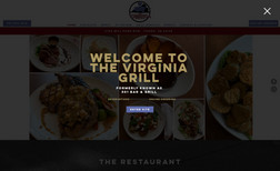 501 Bar and Grill Great Restaurant Website, with Menu!