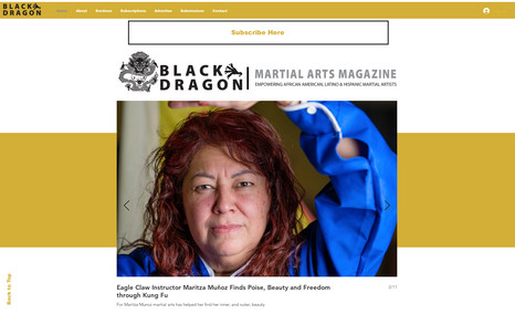 Black Dragon Magazine