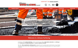 Johnson Surfacing Ltd Chesterfield based Johnson Surfacing is another lo...