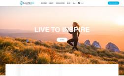 Live Fit 365 Website design & Development