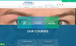 leorosa Site focando a venda internacional de cursos e pal...