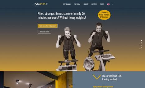 Nexxt Gym NEXXT GYM is geen gewone fitness studio. Wat we do...
