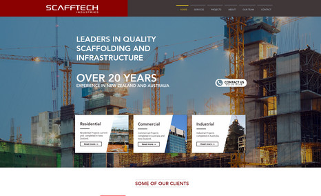 Scafftech Industries Leaders In Quality Scaffolding And Infrastructure ...