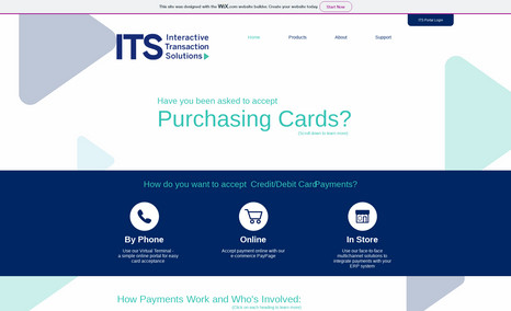 Interactive Payment Services Purchasing Card Provider