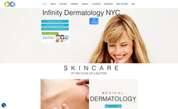 Infinity Dermatology Infinity Dermatology NYC is a network of dermatolo...