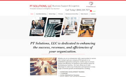 PT Solutions, LLC This website gives the company a means of showcasi...
