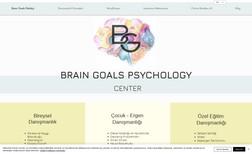 BrainGoals Danışmanlık ve Tasarım Destek hizmeti verilmiştir.