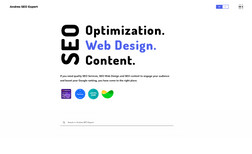 Andres SEO Expert I Combine Strategy & Design To Improve The Ranking...
