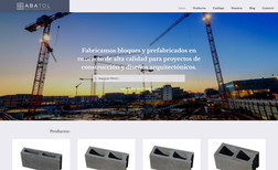 Abatol Colombia. Fabrica de bloques y prefabricados en co...