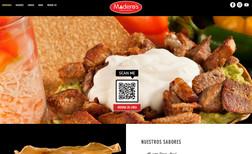 tostaderiamaderosmx Proyecto para restaurant con orden online y seccio...
