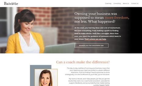 Baivavie Business Coaching & Consulting - Canada