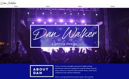 Dan Walker - Lighting Design This site highlights the portfolio of a Broadway (...