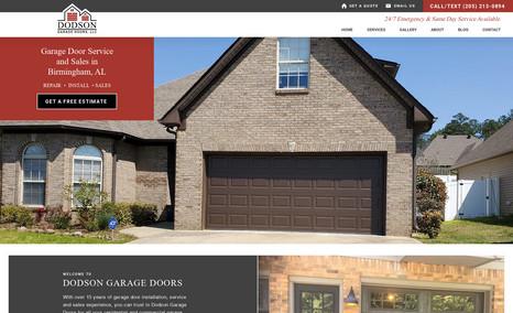 Dodson Garage Doors, LLC Garage Door Repair, Installation, and Sales